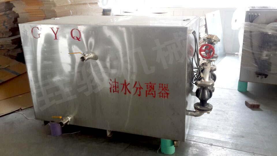污水提升装置,类似一个活动的污水处理提升装置